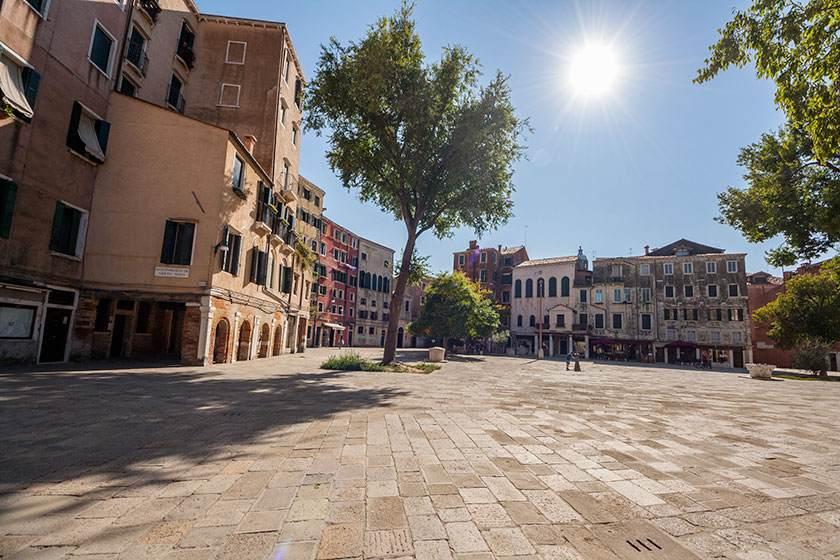 Location - Hotel Ai Mori d'Oriente